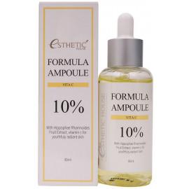 Сыворотка для лица Esthetic House с витамином С FORMULA AMPOULE VITA C 80 мл