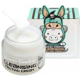 Крем Elizavecca для снятия макияжа Donkey Piggy Donkey Creamy Cleansing Melting Cream