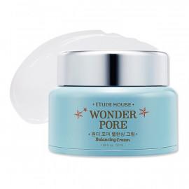 Крем Etude House балансирующий для жирной кожи Wonder Pore Balancing Cream