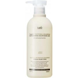 Шампунь LADOR с натуральными ингредиентами Triplex Natural Shampoo 530мл