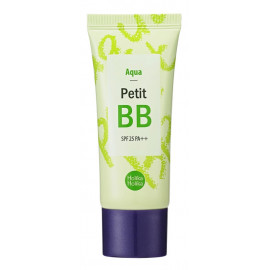 BB крем для лица Petit BB Aqua SPF25 PA++ Holika Holika 30 мл