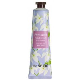 Крем для рук SAEM парфюмированный увлажняющий Perfumed Hand Moisturizer -Baby Powder- 30мл