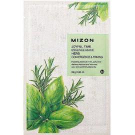 Тканевая маска для лица с комплексом травяных экстрактов Mizon Joyful Time Essence Mask Herb 23 гр