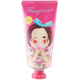 Крем для рук FASCY Moisture Bomb Hand Cream STRAWBERRY 40ml