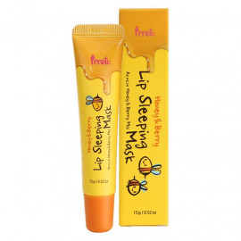 Маска для губ PRRETI Honey&Berry Lip Sleeping Mask 15 гр