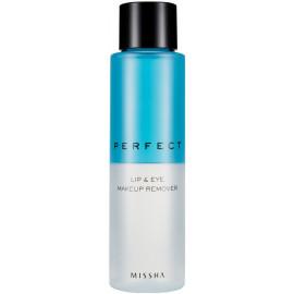Средство для снятия макияжа MISSHA Perfect Lip & Eye Make-Up Remover 155 мл
