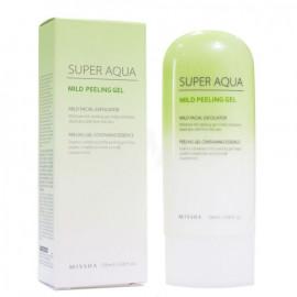 Отшелушивающий гель для лица MISSHA Super Aqua Mild Peeling Gel 100 мл