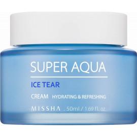 Увлажняющий крем для лица MISSHA Super Aqua Ice Tear Cream 50 мл