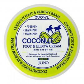Крем ZUOWL для ног и локтей с кокосом 100г