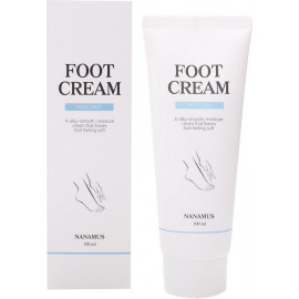Крем для ног NANAMUS FOOT CREAM 100 мл