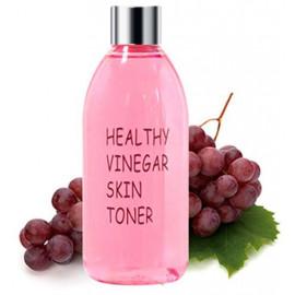 Тонер для лица REALSKIN КРАСНОЕ ВИНО Healthy vinegar skin toner (Grape wine) 300 мл купить