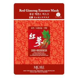 Маска тканевая для лица MIJIN Essence Mask жень-шень