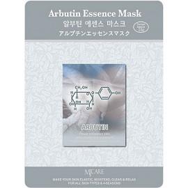 Маска тканевая для лица MIJIN Essence Mask арбутин