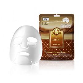 Тканевая маска для лица ПЛАЦЕНТА 3W CLINIC Fresh Placenta Mask Sheet в Минске