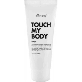 Гель для душа Esthetic House с КОЗЬИМ МОЛОКОМ TOUCH MY BODY GOAT MILK BODY WASH 100 мл