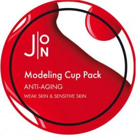Альгинатная маска J:ON АНТИВОЗРАСТНАЯ ANTI-AGING