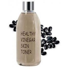Тонер для лица REALSKIN СОЕВЫЕ БОБЫ Healthy vinegar skin toner (Black bean) 300 мл в Минске
