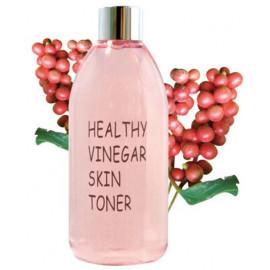 Тонер для лица REALSKIN ЛИМОННИК Healthy vinegar skin toner (Omija) 300 мл