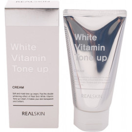 Крем для лица REALSKIN White Vitamin Tone-Up Cream 100 гр
