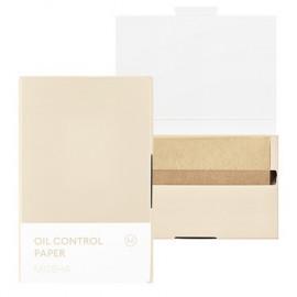 Матирующие салфетки для лица MISSHA Oil Control Paper 100 шт