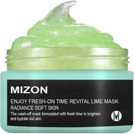 Увлажняющая маска MIZON с экстрактом лайма Enjoy Fresh On-Time Revital Lime Mask