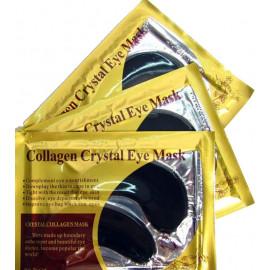 Патчи для глаз Deck out Women КОЛЛАГЕН И УГОЛЬ Collagen Crystal Eye Mask 1 пара в Минске
