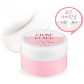 Крем для лица APIEU с эффектом сужения пор Stone Peach Pore Less Holding Cream 50 гр