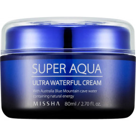 Увлажняющий крем для лица MISSHA Super Aqua Ultra Waterfull Cream 80 мл