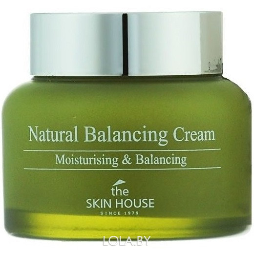 Балансирующий крем The Skin House Natural Balancing 50г