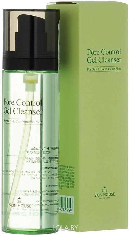 Глубоко очищающий и сужающий поры гель The Skin House Pore control