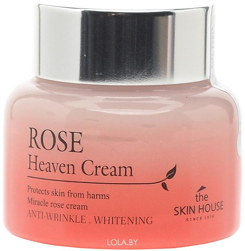 Антивозрастной крем для лица The Skin House с экстрактом розы Rose Heaven 50мл