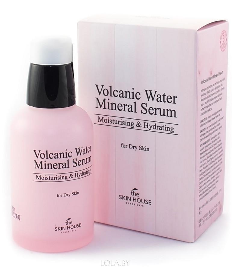 Сыворотка The Skin House для сухой кожи с минеральной вулканической водой 50ml