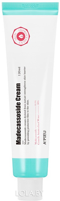 Крем для лица APIEU с мадекассосидом Madecassoside Cream (Large Volume) 120мл