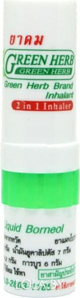 Бальзам-ингалятор Green Herb 1 шт
