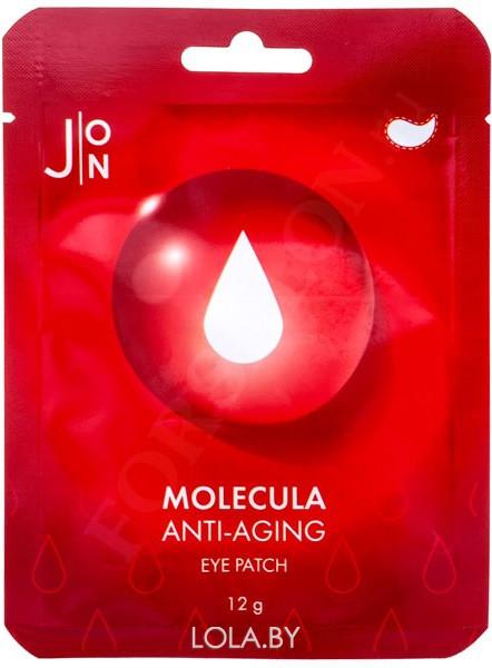 Тканевые патчи для глаз J:ON MOLECULA ANTI-AGING