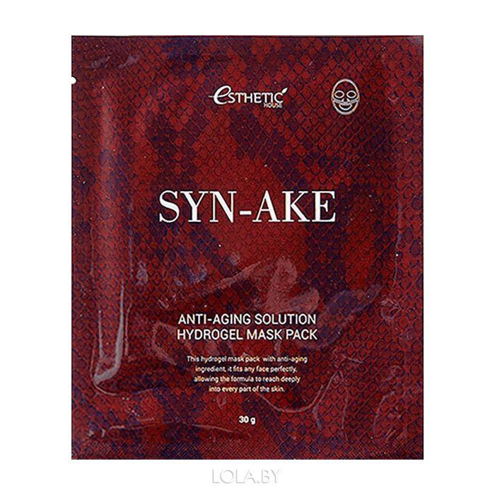 Гидрогелевая маска для лица Esthetic House SYN-AKE ANTI-AGING SOLUTION 1 шт