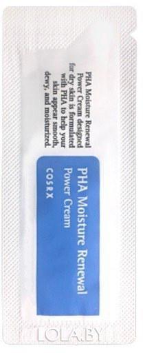 ПРОБНИК Крем для лица COSRX обновляющий PHA Moisture Renewal Power Cream