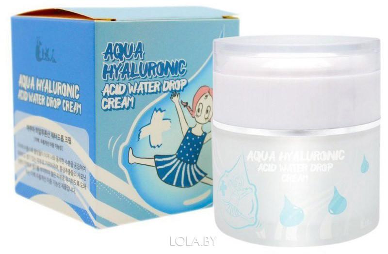 Крем Elizavecca Aqua Hyaluronic Acid Water Drop Cream 50 мл