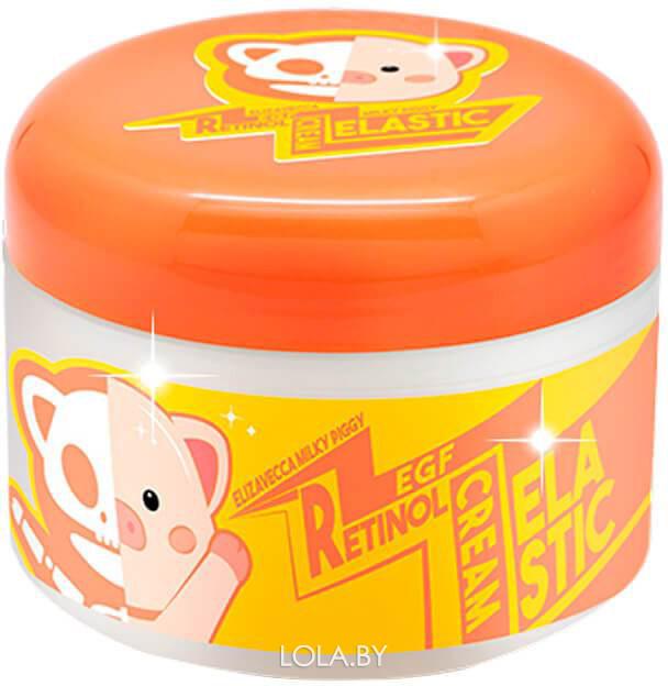 Крем для лица Elizavecca с EGF и РЕТИНОЛОМ Milky Piggy EGF Retinol Cream 100 мл