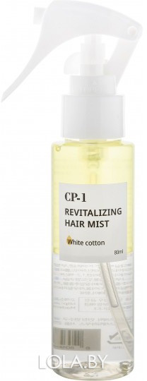 Мист для волос Esthetic House  CP-1 REVITALIZING HAIR MIST White cotton 80 мл