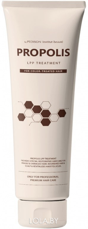Маска для волос Pedison ПРОПОЛИС Institut-Beaute Propolis LPP Treatment 100 мл