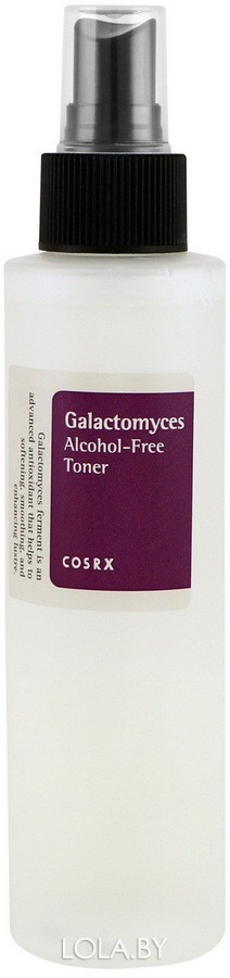 Безспиртовой тонер CosRx Galactomyces Alcohol-Free Toner 150 мл
