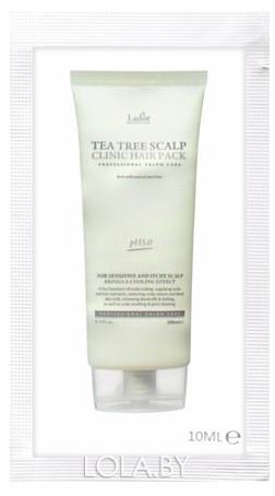 ПРОБНИК Маска для лечения кожи головы Lador Tea Tree Scalp Hair Pack 10 мл