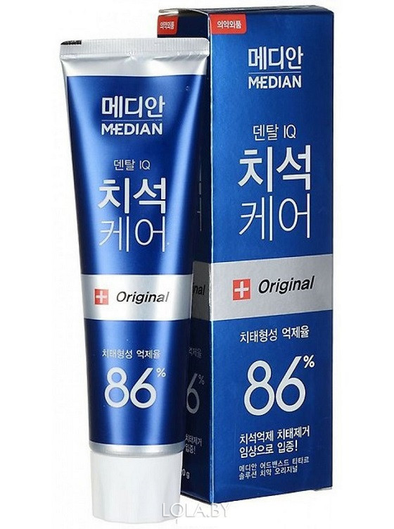 Зубная паста MEDIAN Toothpaste Original 120 гр