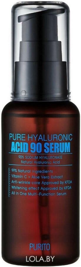 Сыворотка Purito с гиалуроновой кислотой Pure Hyaluronic Acid 90 Serum 60 мл