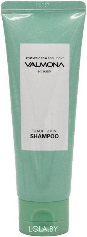 Шампунь для волос VALMONA АЮРВЕДА Ayurvedic Scalp Solution Black Cumin Shampoo 100 мл