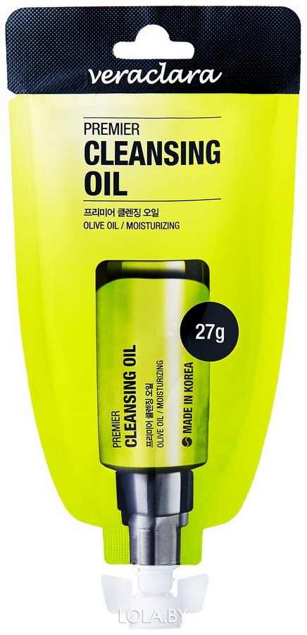 Масло очищающее премьер VeraClara PREMIER CLEANSING OIL 27 гр