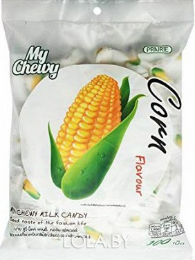 Молочные конфеты MY CHEWY с кукурузой 67 гр