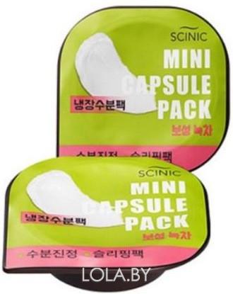 Капсульная маска SCINIC Mini Capsule Pack TeaTree