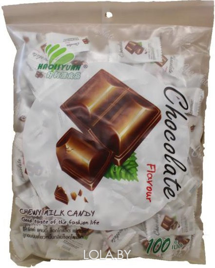Молочные конфеты MY CHEWY с шоколадом 360 гр